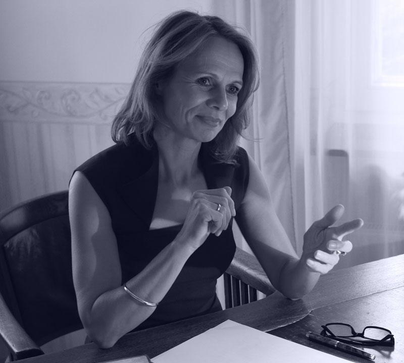 Rechtsanwältin Frau Bettina Valdor-Görg